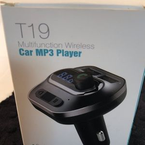 New car MP3 player